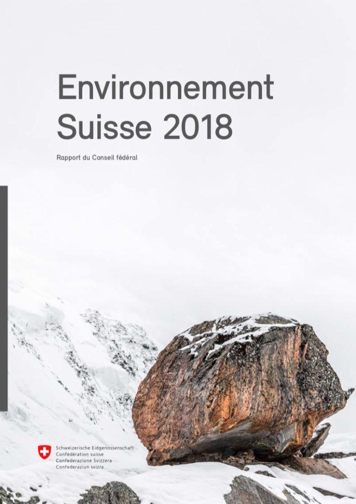 environnement suisse 2018 admin ch
